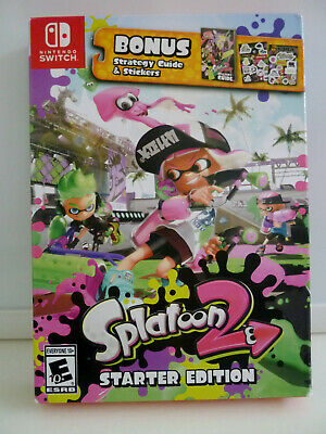 Splatoon 2: Starter Pack - Nintendo Switch **Brand New/Factory Sealed**