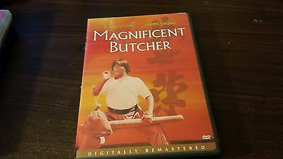 The Magnificent Butcher (DVD, 2003)