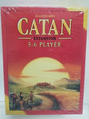 New Settlers of Catan Board Game 5-6 Players Extension Pack 2016 3072
