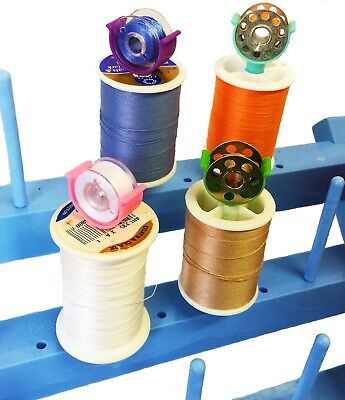 Tread Clips Keep Your Bobbin Threads Matched Up with Your 8Z6 Bobbin Buddies