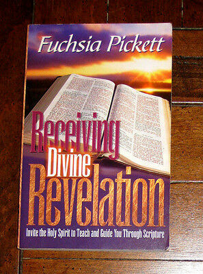Receiving Divine Revelation Invite The Holy Spirit By Fuchsia