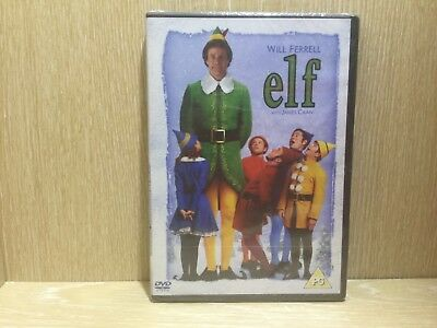Elf DVD New & Sealed Will Ferrell