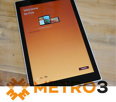 """Amazon Fire HD 10 Tablet with Alexa 10.1"""" HD 16GB 5th Generation AS NEW 