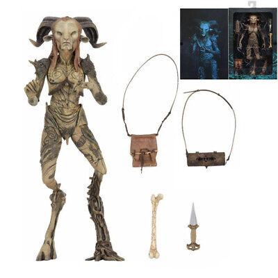 """NECA Pan's Labyrinth The Faun 9"""" Scale Guillermo del Toro Action Figure IN STOCK"""