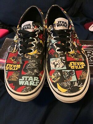 9e0509a794 VANS ERA STAR WARS Classic Repeat  14 Shoe May The Force Be With You Sz