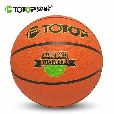 Size 7 Rubber Basketball Special for Primary And Middle School StudentsGH
