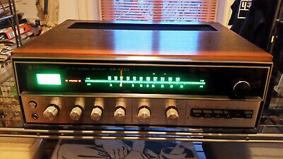 Kenwood KR-4200 beautiful vintage receiver 1974 good condition full working