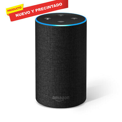 Amazon Echo antracita (PRECINTADO)