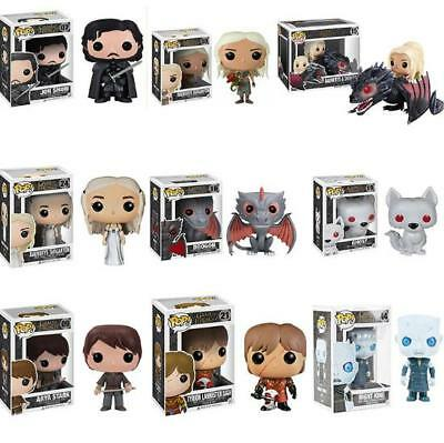Game of Thrones/Walking Dead/Harry Potter TV Movie Figure Funko POP Keychain