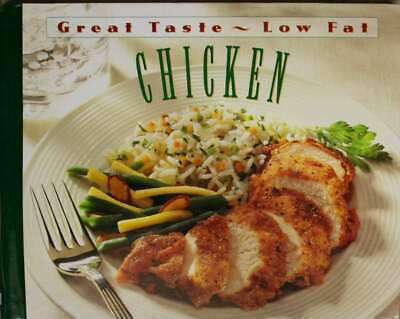 Time-Life Books, Chicken (Great taste - low fat), Hardcover, Very Good Book
