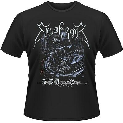 Emperor 'In The Nightside Eclipse' T-Shirt - NEW & OFFICIAL
