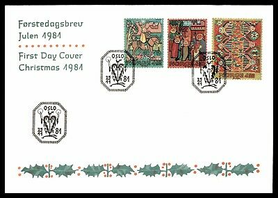 Norway 1981 FDC Christmas First Day Cover