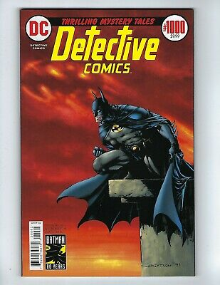 DETECTIVE COMICS # 1000 (Bernie Wrightson 1970's Variant Cover, MAY 2019) NM NEW
