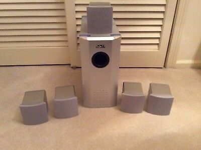 KLH HA 9000 Home Theater Surround Sound (Subwoofer/5 Speakers)