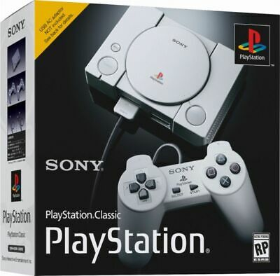 Sony Playstation 1 Classic Mini Console 20 Games Brand New