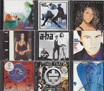 Cd Musica Diversi Inglese Pop