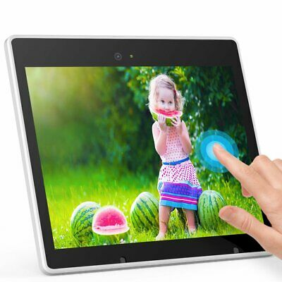 """Digital Picture Frame, iHoment Wi-Fi 10"""" Video Call & Live Chat IPS Touch Screen"""