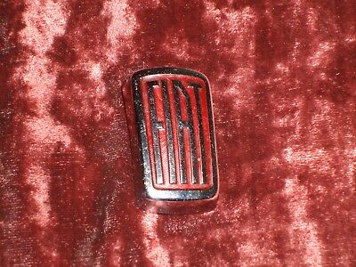 Fiat 500 early original front badge in excellent condition