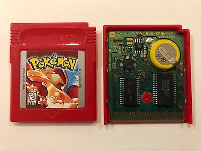 Pokemon Red Version [ Nintendo GameBoy  ] • Authentic •