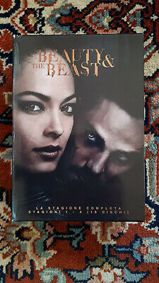 Beauty & The Beast - Serie tv COMPLETA - stagioni 1 2 3 4