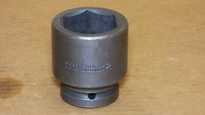 """2"""" IMPACT SOCKET 1"""" DRIVE PROTO # 10032 TWO  INCH NEW"""