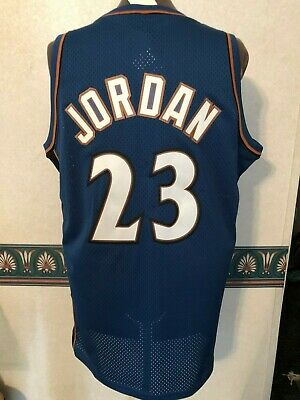 74b4457da0b Washington Wizards Michael Jordan Vintage Nike Sewn NBA Jersey Size XL NWT
