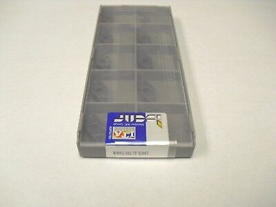 VNMG 332 TF IC507 ISCAR *** 10 INSERTS *** FACTORY PACK ***