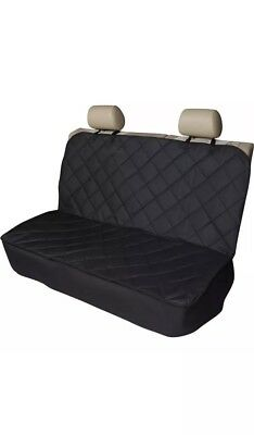 Quilted Front And Rear 3 Piece Heavy Duty Seat Covers For Volkswagen Golf Mk7