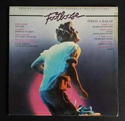 Footloose Original Soundtrack Vinyl Lp 1998 Picclick