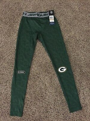 f10e6a2c UNDER ARMOUR GREEN Bay Packers Nfl Combine 1/4 Zip Pullover Men Nwt ...