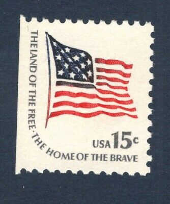 1598 Fort McHenry Flag US Booklet Single Mint/nh (Free Shipping)