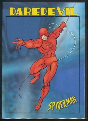 1997 Spider-Man .99 Trading Card #7 Daredevil