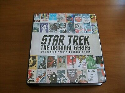Star Trek The Original Series Tos Portfolio Prints Nearly Master Nimoy Shatner