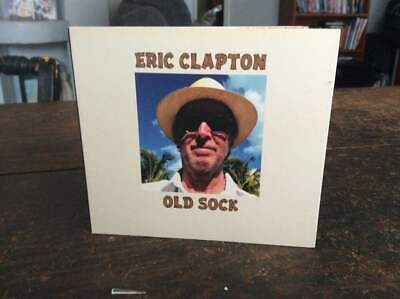 Eric Clapton - Old Sock CD (Very Good)