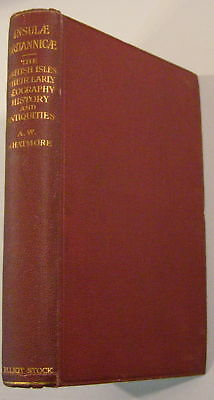 Arthur William Whatmore / Insulae Britannicae The British Isles Their 1st 1913
