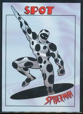 1997 Spider-Man .99 Trading Card #32 Spot