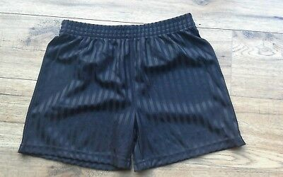 George Black School Sports Shorts age 9 to 10 years
