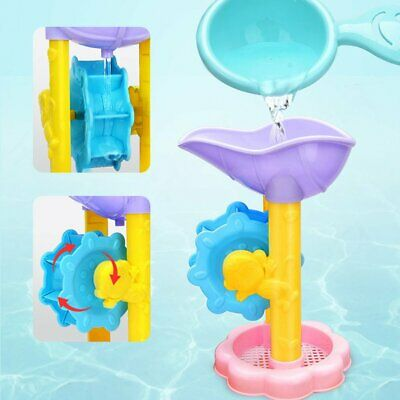 Summer children's play water beach toys Bathroom bath parent-child interactivePa