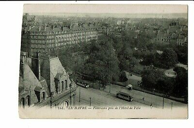 CPA - Carte postale  FRANCE -  Le Havre - Panorama-VM2002