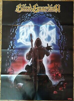 BLIND GUARDIAN !! BIG POSTER !!! Demons & Wizards/Persuader/Helloween/Iced Earth