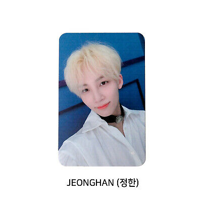 SEVENTEEN : You Made My Dawn Official Photocard - JEONGHAN (Eternal Sunshine A)