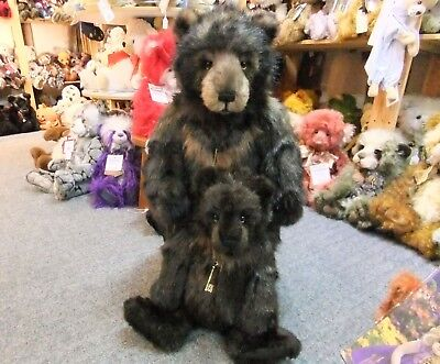 Grizelle and Grace Ltd No 934 by Charlie Bears CB17174849
