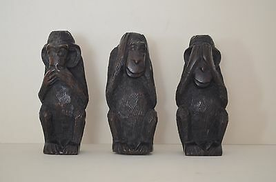 Statuettes africaines anciennes - Old African statuettes