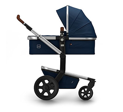 Joolz Day2 Earth Collection Pram Complete Set, Parrot Blue