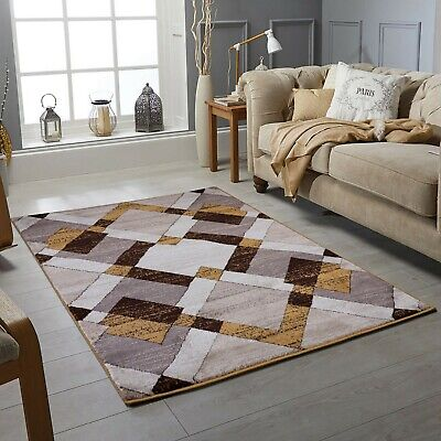 Modern Small Extra Large Soft Modern Rug Non Shed Floor Carpet Mats Cheap Rug Uk