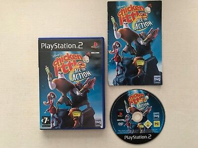 Disneys Chicken Little: Ace In Action-Sony Playstation 2