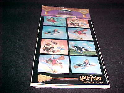 Harry Potter Stickers A Fantastic Flying World NEW OOP