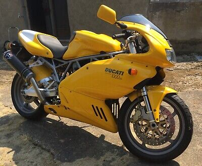 Ducati Supersport 1000 Ds Ss Ff