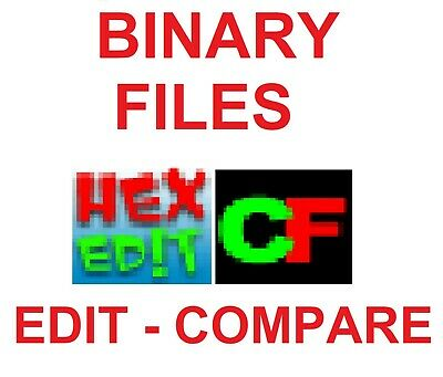 Best Software to EDIT and COMPARE files HEX BIN MOD BEST PACK HEX SOFTWARE
