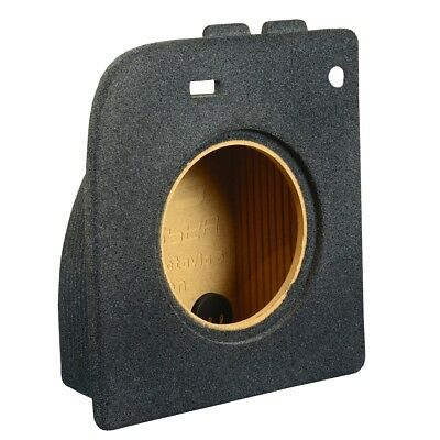 "Skoda Octavia 3 Wagon Fit-Box Custom MDF 10"" Subwoofer-Leergehäuse Bass Sub Box"